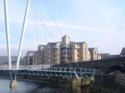2 Bedrooms Flat for sale in Waterside, Lancaster, Lancashire, LA1