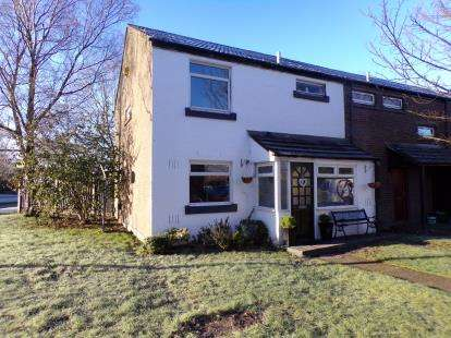 3 Bedrooms End Of Terrace House for sale in Manor House Close, Leyland, PR26