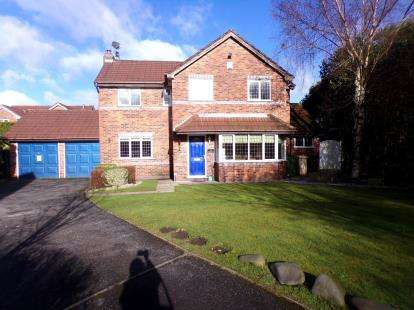 4 Bedrooms Detached House for sale in Redwood, Westhoughton, Bolton, Lancshire, BL5