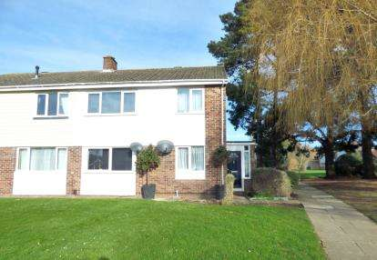 3 Bedrooms Semi Detached House for sale in Peel Common, Gosport, Hampshire