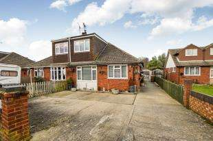 3 Bedrooms Bungalow for sale in Molloy Road, Shadoxhurst, Ashfod, Kent