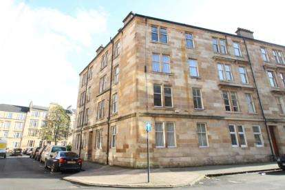 2 Bedrooms Flat for sale in Willowbank Crescent, Woodlands, Glasgow