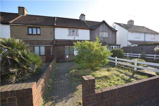 3 Bedrooms Terraced House for sale in Oldfields Road, SUTTON, Surrey, SM1 2NU