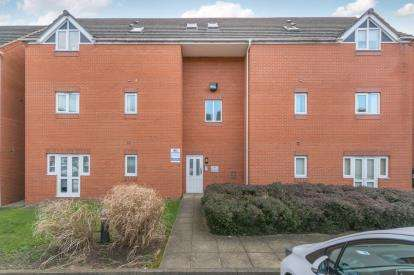 1 Bedroom Flat for sale in Reddings Lane, Tyseley, Birmingham, West Midlands