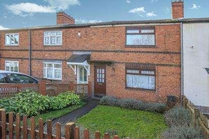 2 Bedrooms Terraced House for sale in Chapel Street, Bilston, Wolverhampton, West Midlands