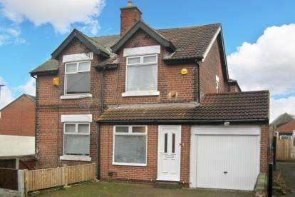 3 Bedrooms Semi Detached House for sale in Church Street, Bentley, Doncaster