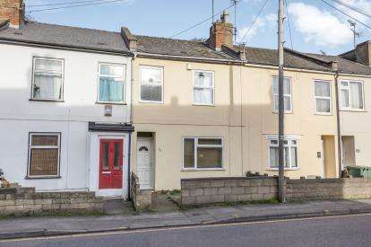 5 Bedrooms Terraced House for sale in Swindon Road, St. Pauls, Cheltenham, Gloucestershire