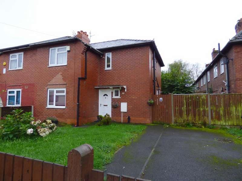3 Bedrooms Semi Detached House for sale in Garswood Road, Fallowfield, Manchester, M14
