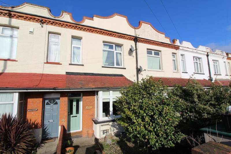3 Bedrooms Terraced House for sale in Perry Hall Road, Orpington, Kent, BR6 0HS