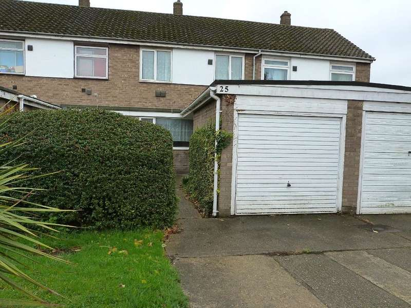 3 Bedrooms Terraced House for sale in Mendip Close, Harlington, UB3 5LH