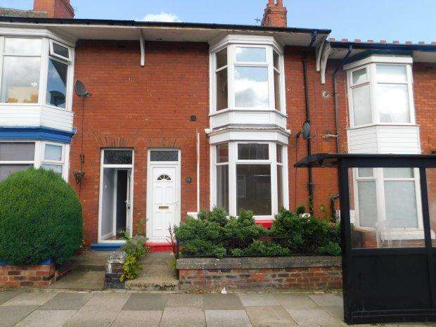2 Bedrooms Terraced House for sale in BYERLEY ROAD, SHILDON, BISHOP AUCKLAND