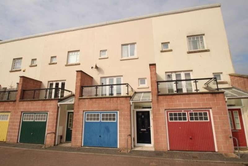 3 Bedrooms Terraced House for sale in Tamar Street, Plymouth