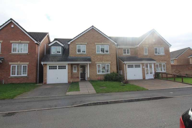 5 Bedrooms Detached House for sale in Scott Street, Tipton DY4