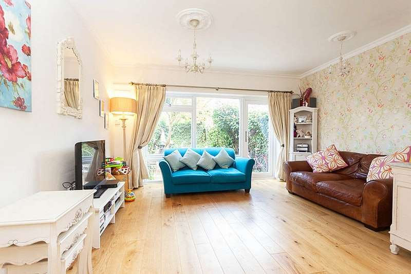 2 Bedrooms Town House for sale in Oakfield Mews, Cyprus Road, Mapperley Park, Nottingham, Nottinghamshire, NG3