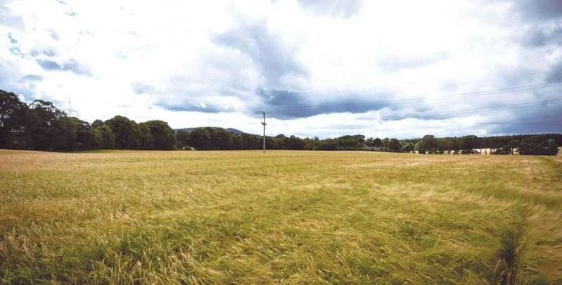 Land Commercial for sale in Plot 3 Whiteford, Inverurie, Aberdeenshire, AB51