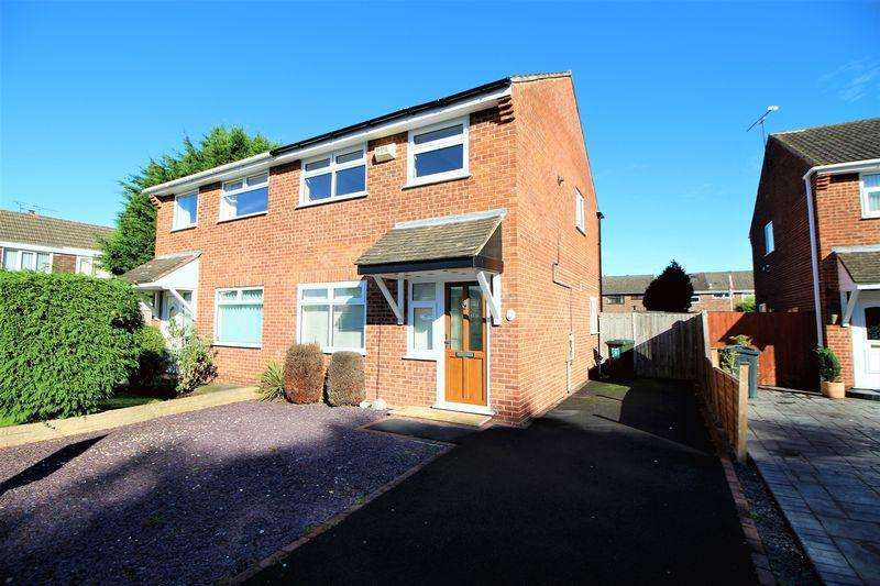 3 Bedrooms Semi Detached House for sale in Yeoman Way, Great Sutton