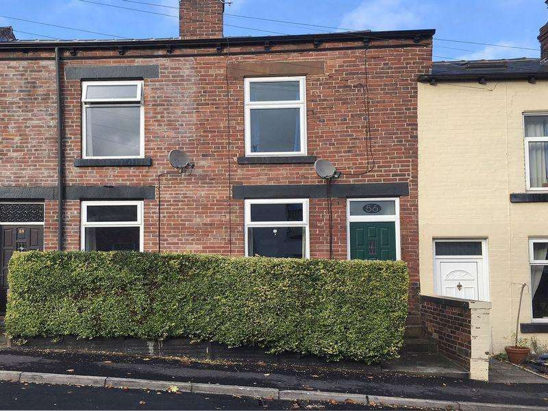 3 Bedrooms Terraced House for sale in Leader Road, Hillsborough, S6 4GH - Ideal First Home
