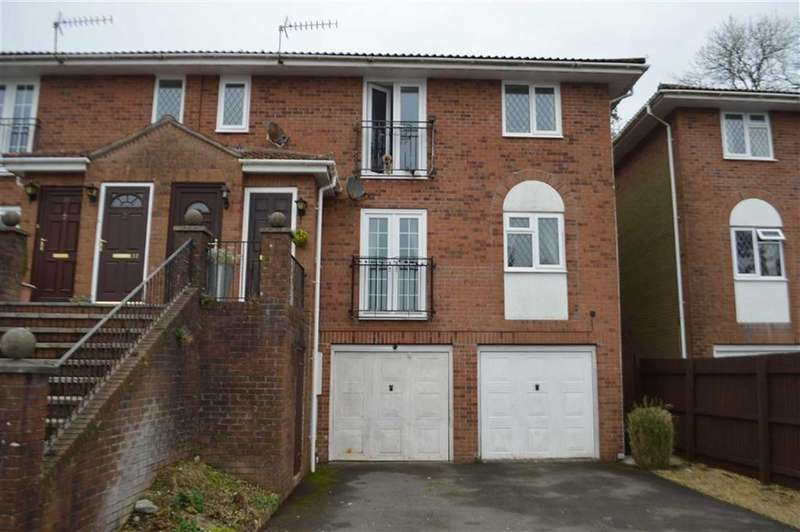 2 Bedrooms Apartment Flat for sale in Newnham Crescent, Swansea, SA2