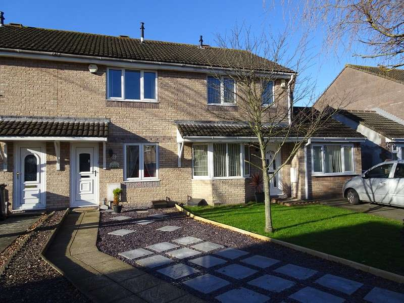2 Bedrooms Terraced House for sale in Afandale , Port Talbot, Neath Port Talbot. SA12 7BQ
