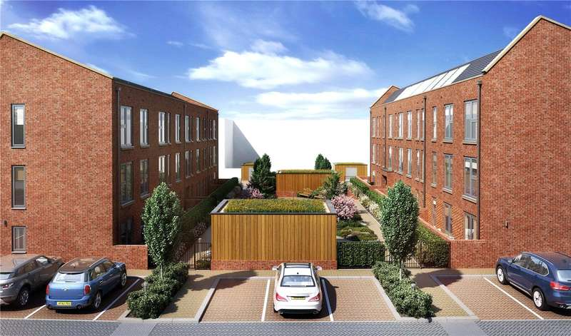 2 Bedrooms Flat for sale in Beaumont Gardens, Sutton Road, St. Albans, Hertfordshire, AL1