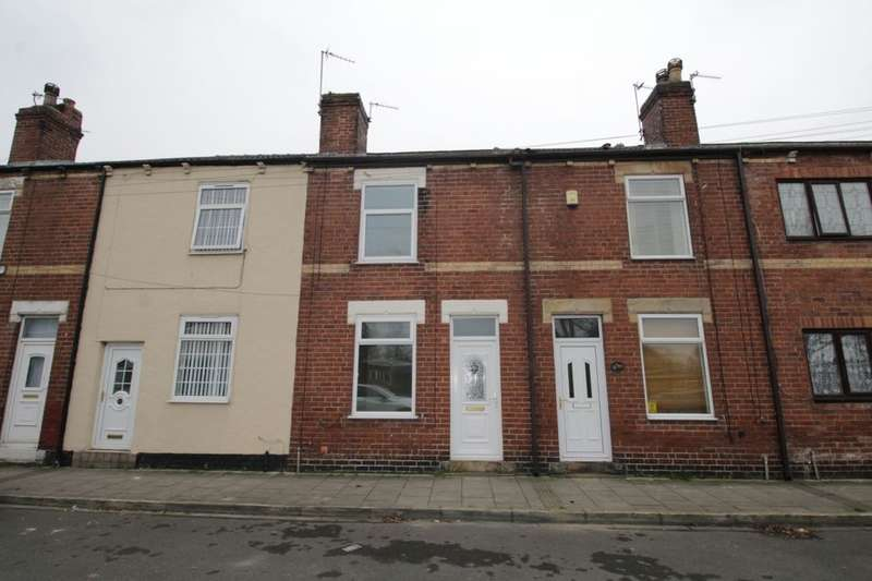 2 Bedrooms Terraced House for rent in William Street, Castleford, WF10