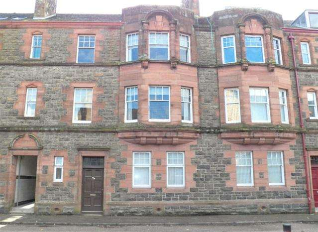 2 Bedrooms Flat for sale in 14C Barochan Place, Campbeltown, PA28 6AX