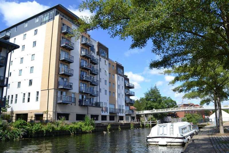 2 Bedrooms Apartment Flat for rent in Cannon Wharf, Norwich