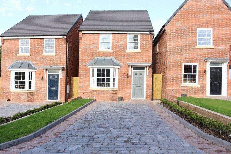 3 Bedrooms Detached House for sale in Newbridge Crescent, Wolverhampton