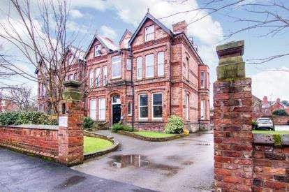 2 Bedrooms Flat for sale in Merrilocks Road, Blundellsands, Liverpool, Merseyside, L23