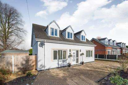 3 Bedrooms Detached House for sale in Highfield Park, Liverpool, Merseyside, L31