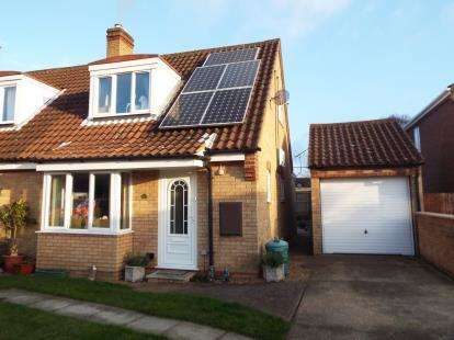 3 Bedrooms Bungalow for sale in Haddenham, Ely, Cambridgeshire