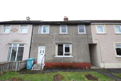 3 Bedrooms Terraced House for sale in Douglas Crescent, Uddingston, Glasgow, North Lanarkshire