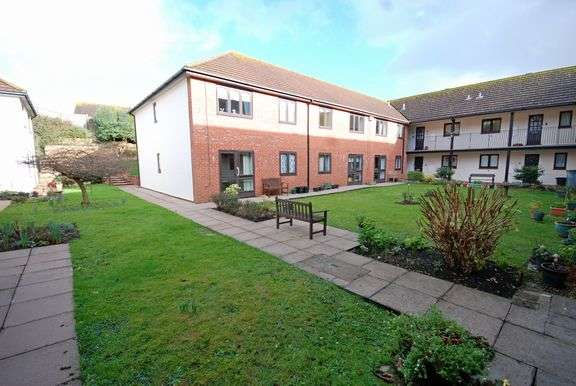 1 Bedroom Flat for sale in Temple Gardens, Sidmouth
