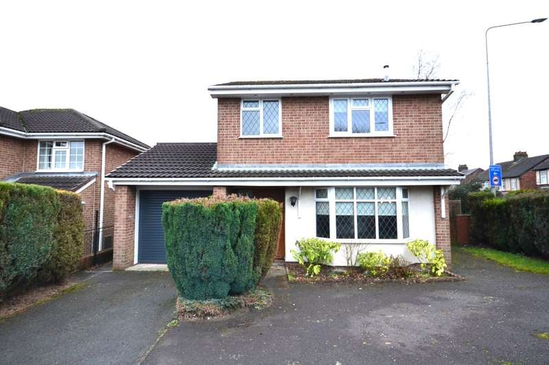 4 Bedrooms Detached House for sale in Primrose Avenue, Macclesfield