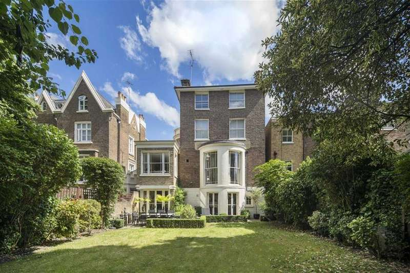 4 Bedrooms House for sale in Clifton Hill, St John's Wood, London, NW8