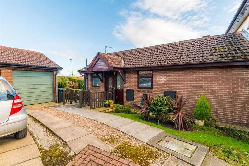 2 Bedrooms Semi Detached Bungalow for sale in Haven Croft, Cookridge, LS16