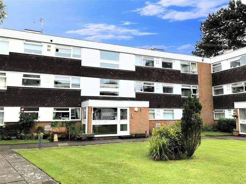 3 Bedrooms Flat for sale in Northdown Road, Solihull, West Midlands
