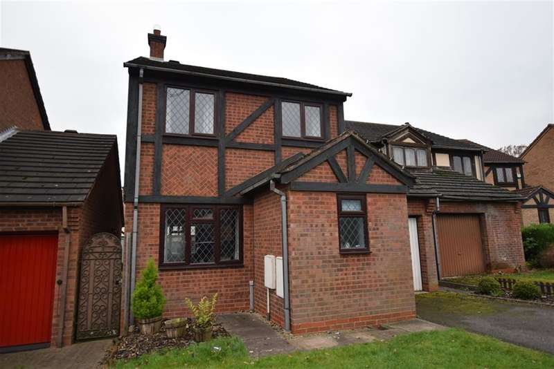 3 Bedrooms Detached House for sale in Tilesford Close, Shirley, Solihull, West Midlands