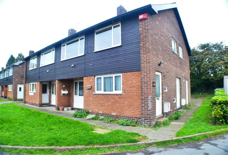 2 Bedrooms Flat for sale in Bentham Drive, Monk Bretton, BARNSLEY, South Yorkshire