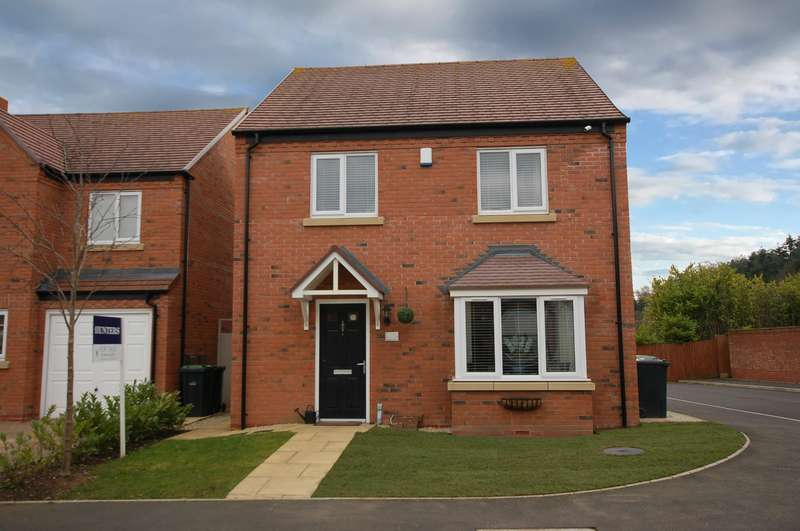4 Bedrooms Detached House for sale in Kirkpatrick Drive, Wordsley, DY8 5TG