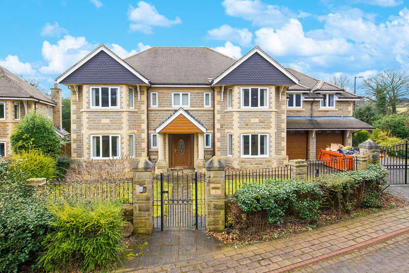 5 Bedrooms Detached House for sale in 1 Green Pastures, Dore, S17 3JY