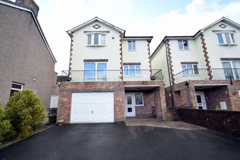 5 Bedrooms Detached House for sale in The Vetch, Maesteg Road, Llangynwyd, Maesteg, Bridgend County Borough, CF34 9SN.