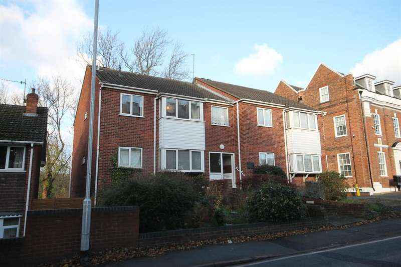 2 Bedrooms Apartment Flat for sale in Anchor Court, Amington Road, Tamworth, B77 3LH