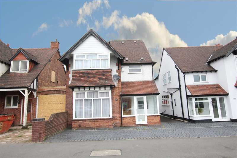 4 Bedrooms Detached House for sale in Jockey Road, Sutton Coldfield, B73 5XP