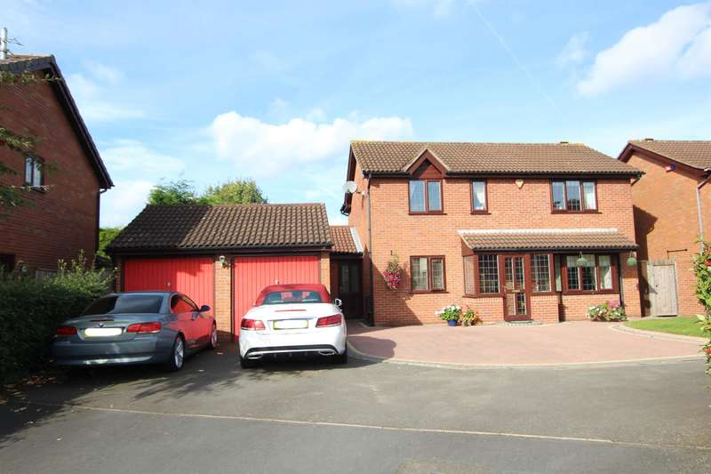 4 Bedrooms Detached House for sale in New Leasow, Sutton Coldfield, B76 1YL