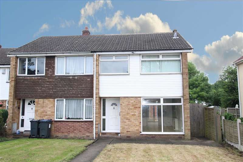 3 Bedrooms End Of Terrace House for sale in Sutton Oak Road, Sutton Coldfield, B73 6TR