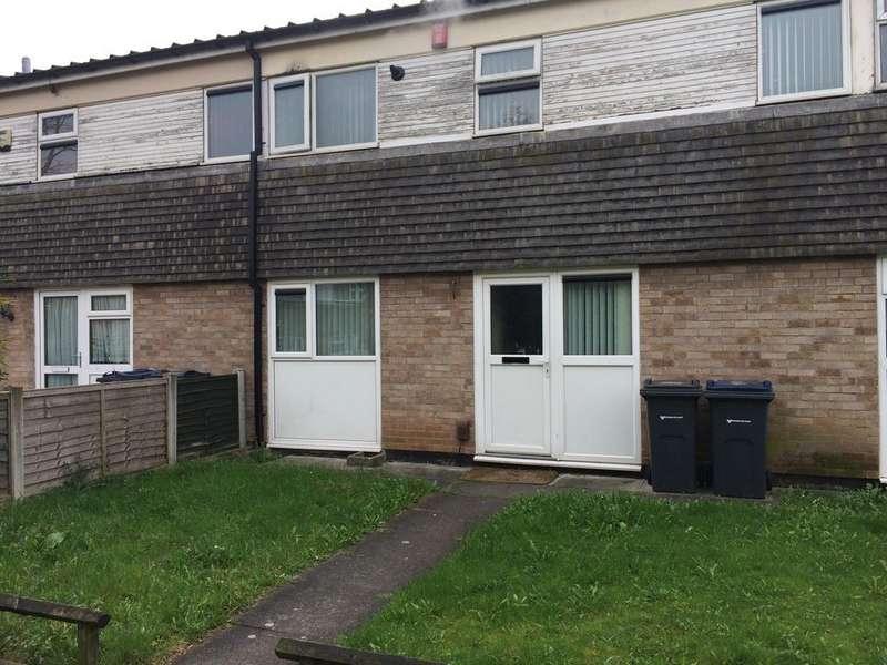 2 Bedrooms Terraced House for sale in Bromwich walk, Bordesley Green, Birmingham B9