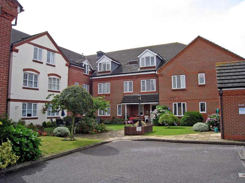 1 Bedroom Retirement Property for sale in Sarisbury Gate, Dove Gardens, Park Gate, Southampton SO31