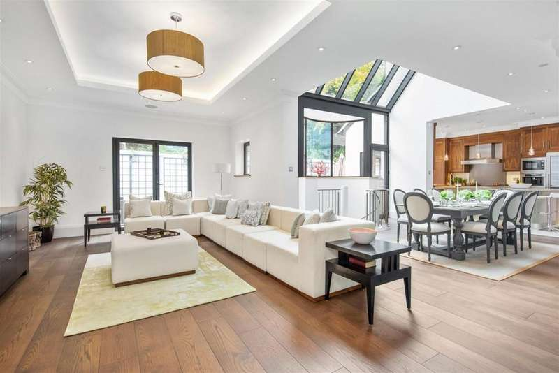 6 Bedrooms House for rent in Home Park Road, Wimbledon, London, SW19