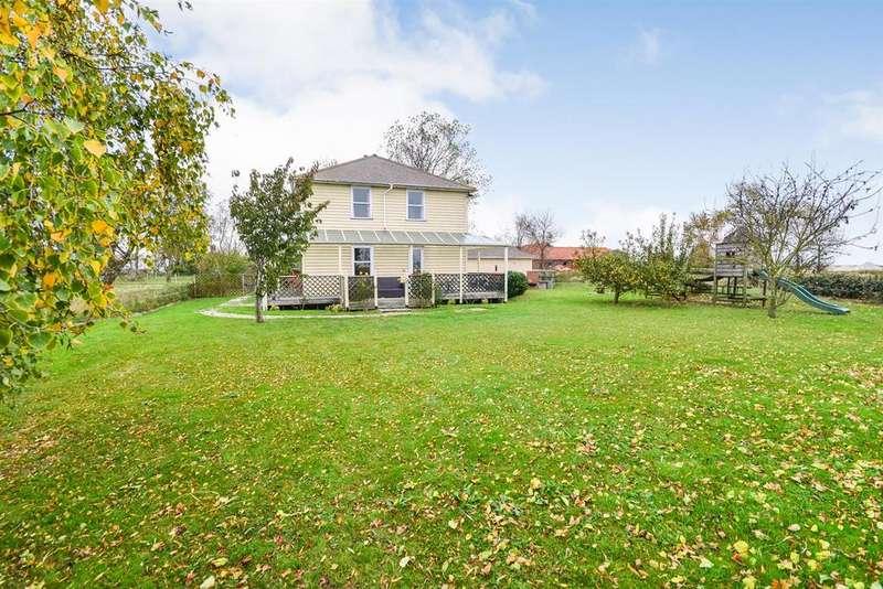 3 Bedrooms Cottage House for sale in Marsh Road, Tillingham, Southminster